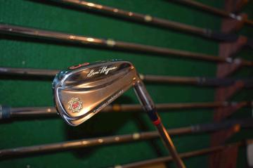 BEN HOGAN IRON SET - THE 50TH ANNIVERSARY LIMITED EDITION # 1843 of 1953 SETS