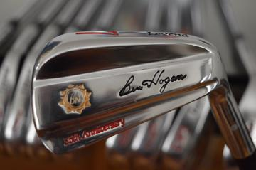 BEN HOGAN IRON SET - THE 35TH ANNIVERSARY LIMITED EDITION - 2/E