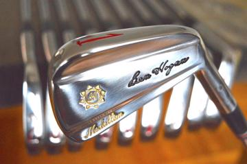 BEN HOGAN VINTAGE GOLF - FORGED IRON SET - 1/E - 1982 APEX MEDALLION - REFURBISHED TO PREFECTION