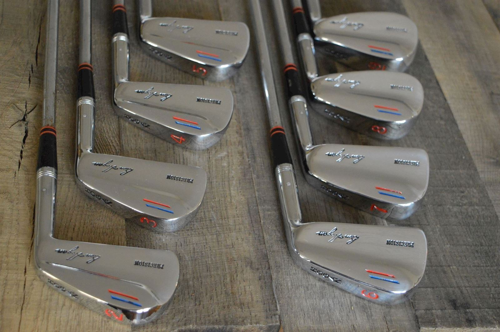 BEN HOGAN PRECISION 1957 FORGED BLADE IRON