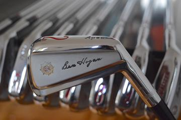 BEN HOGAN IRON SET - 1973 APEX REISSUE LTD. EDITION -# 209/800 -  2/E - NEW IN BOX !
