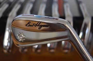 Ben Hogan iron set - The Apex 1999 forged blade set 1/E - refurb.