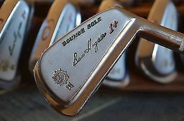 BEN HOGAN IRON SET - VINTAGE 1970 - BOUNCE SOLE 1+ - 2/E. - NEW CONDITION