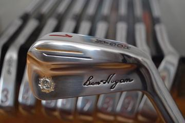 Ben Hogan iron set - original Saber/starburst inkl. 1 iron
