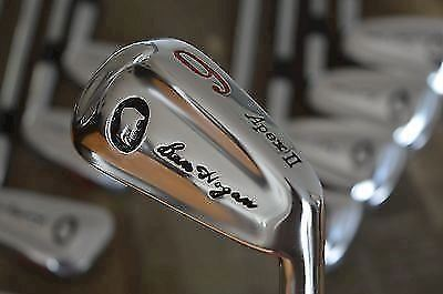 Ben Hogan 1981 Apex II Cameo Black 2/E iron set - Hogan forged blade restored . #7