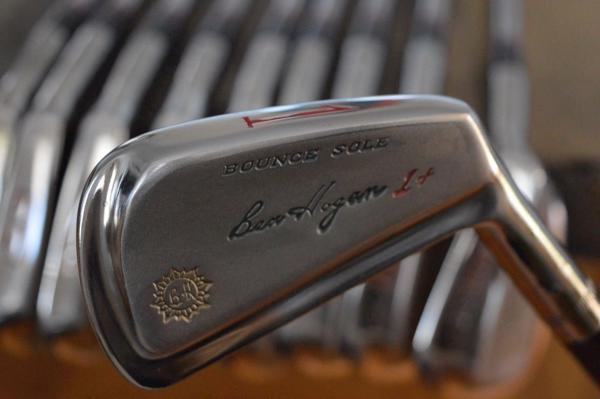 BEN HOGAN IRON SET - BOUNCE SOLE 1+ - 1/E. - REFURBISHED