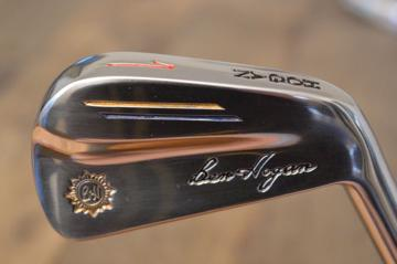 BEN HOGAN 1958 SABER / STARBURST 1 IRON - RESTORED - ORIGINAL SHAFT & GRIP