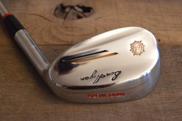 Ben Hogan 1960 Power Thrust Utility Wedge - refurbished to mint