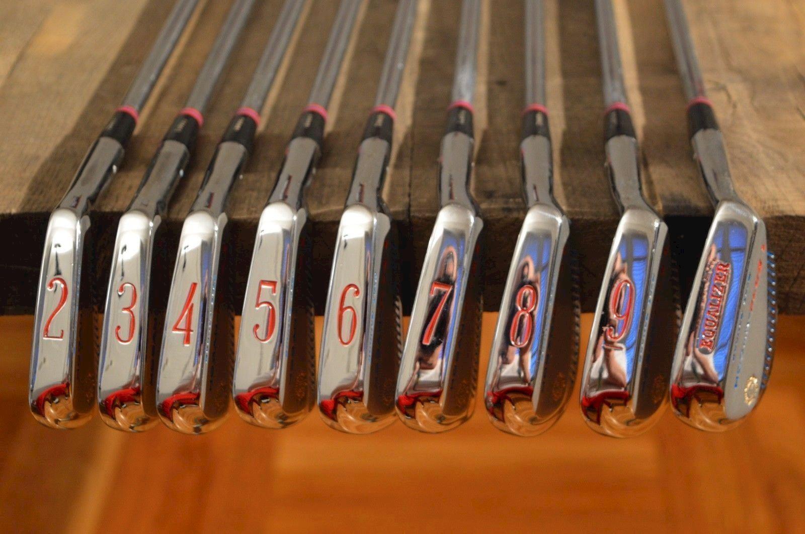 Ben Hogan Golf Iron Set - 1968 Bounce Sole HOGAN-PLUS 1 Vintage 1 ...